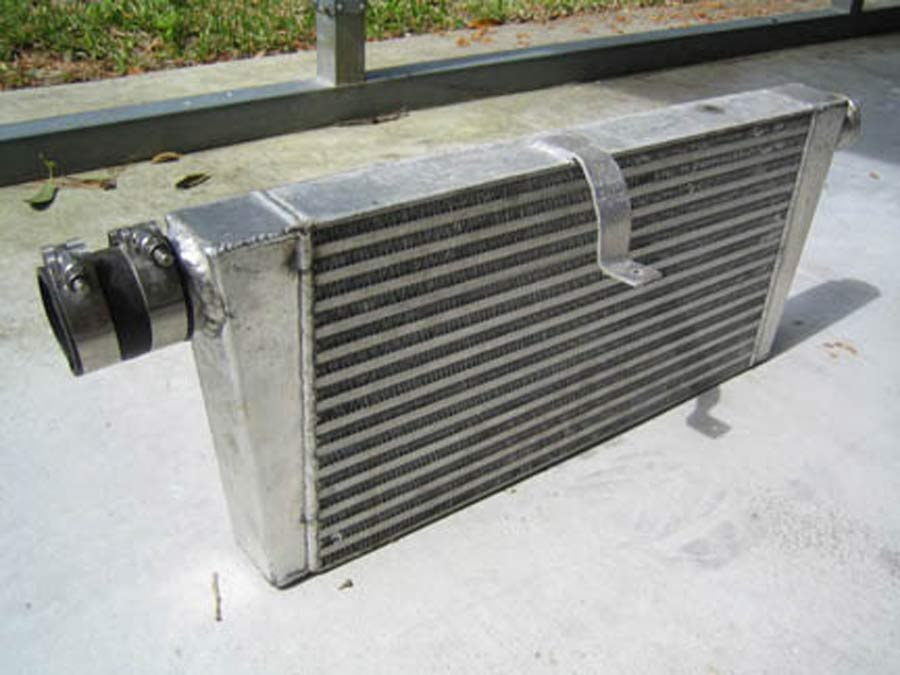 Group 9 Performance intercoolers for Saab cars