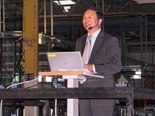 Kai Johan Jiang Chairman Of The Nevs