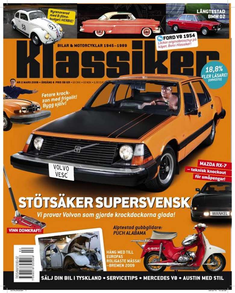 Klassiker magazine