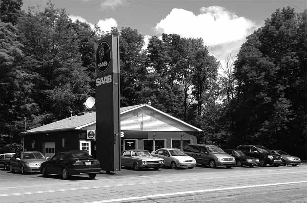 Kunkle Motors: oldest continuously owned Saab dealership in the United States