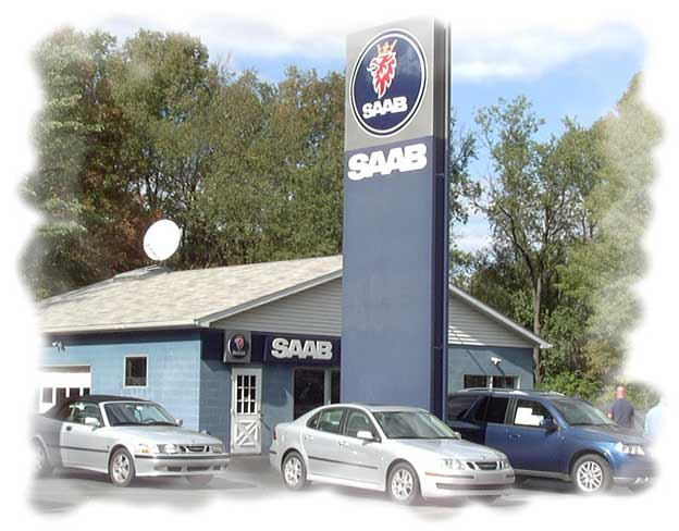 Kunkle Motors Saab Dealer in Dallas