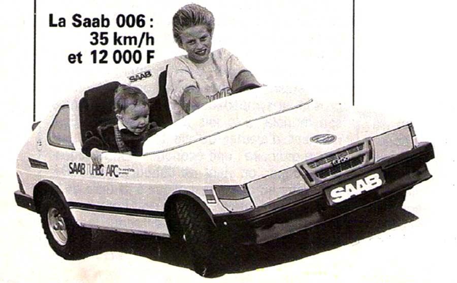 La Saab 006