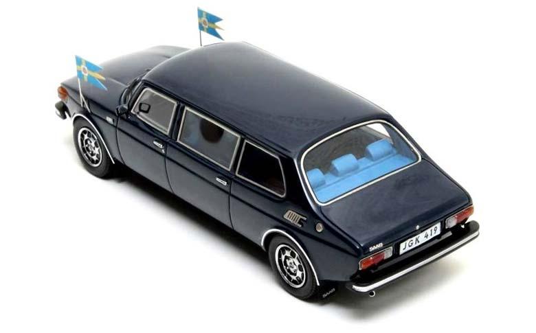 Limo Saab 99