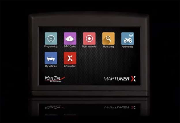 Maptuner X