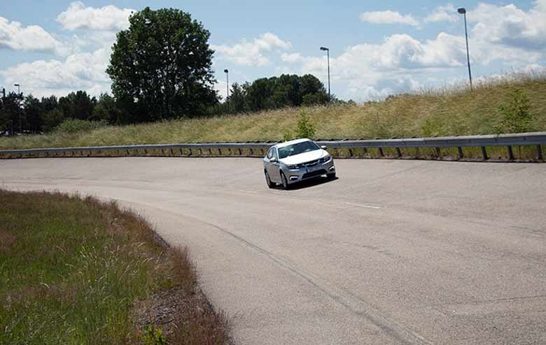 NEVS's electric vehicle testing continues in Trollhättan