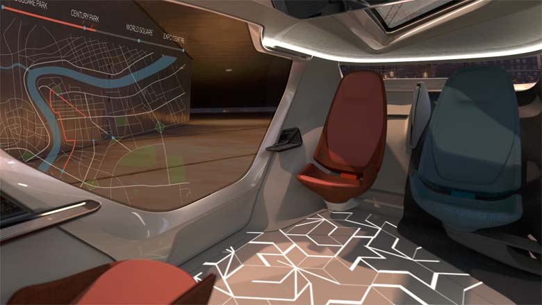 NEVS presents InMotion Concept at CES Asia