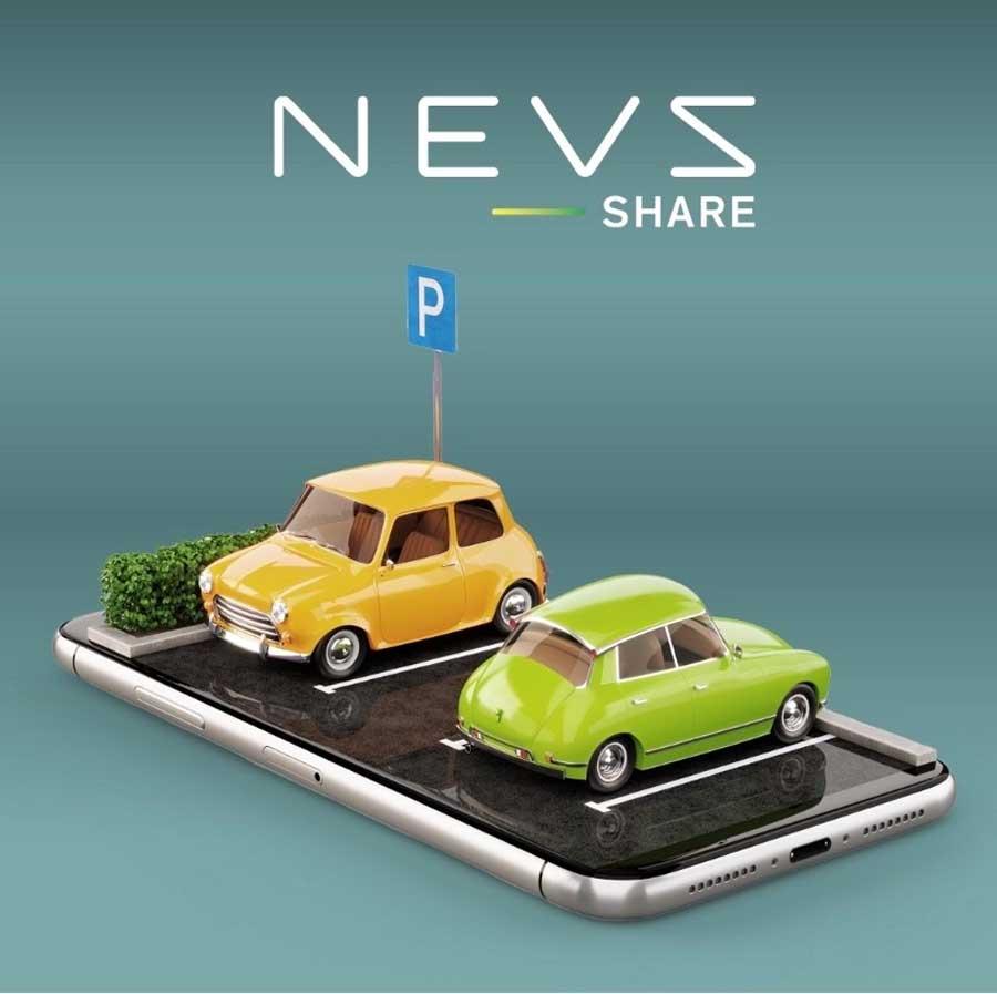 NEVS SHARE service