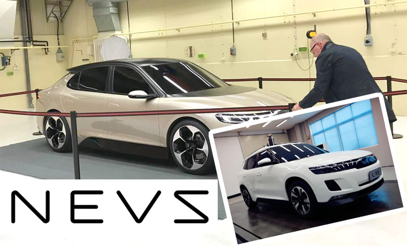 Breaking: All-New NEVS cars Gets Its Picture Taken For The First Time