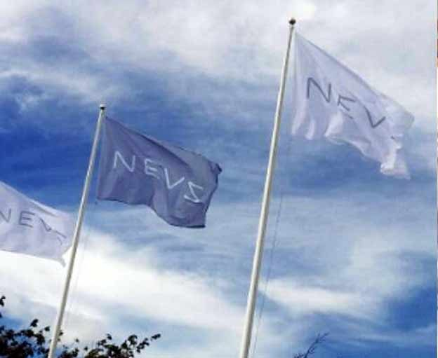 NEVS flags
