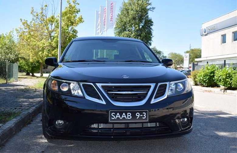 New Saab 9-3 TTiD