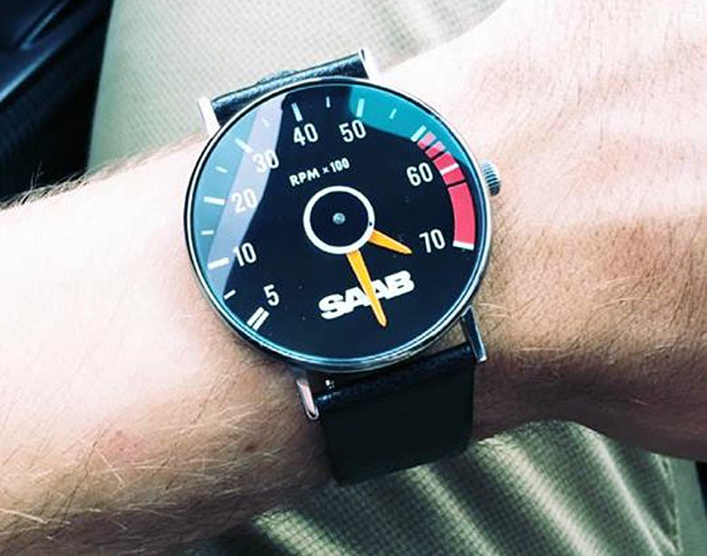 New Saab Watch