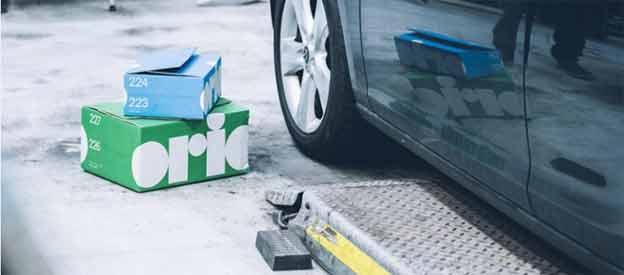 ORIO Saab parts