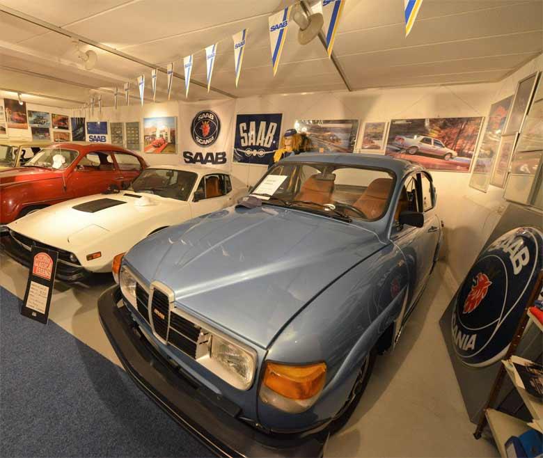 Private Saab Museum