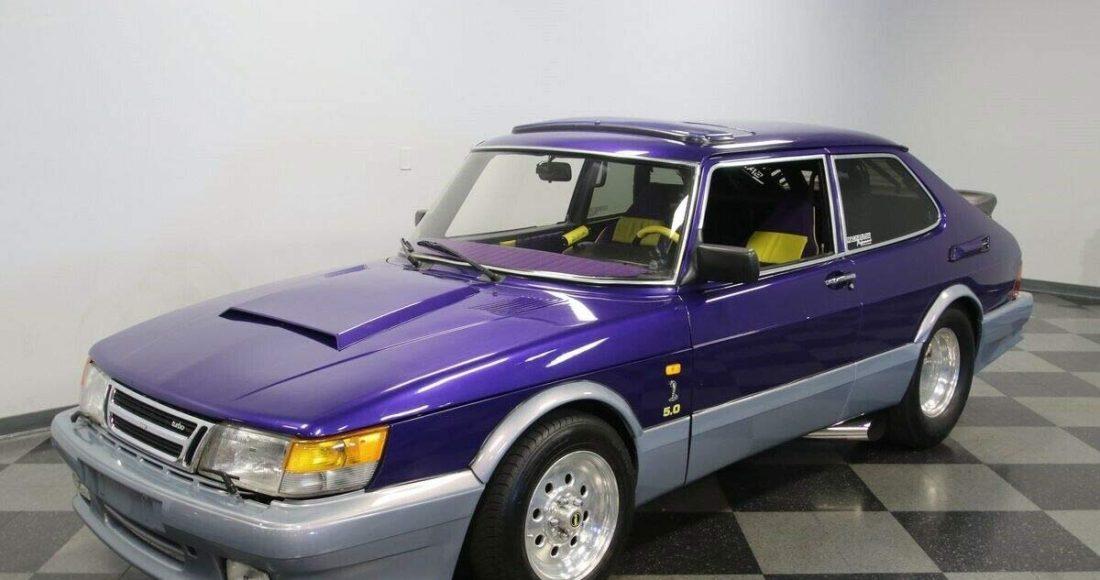 ProStreet Saab 900 V8