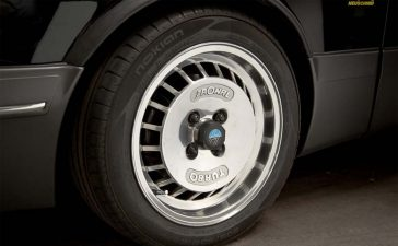 """US Turbo"" (Ronal AERO) Wheels for Saab cars"