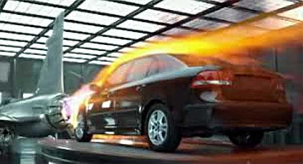 Saab Reborn Ad