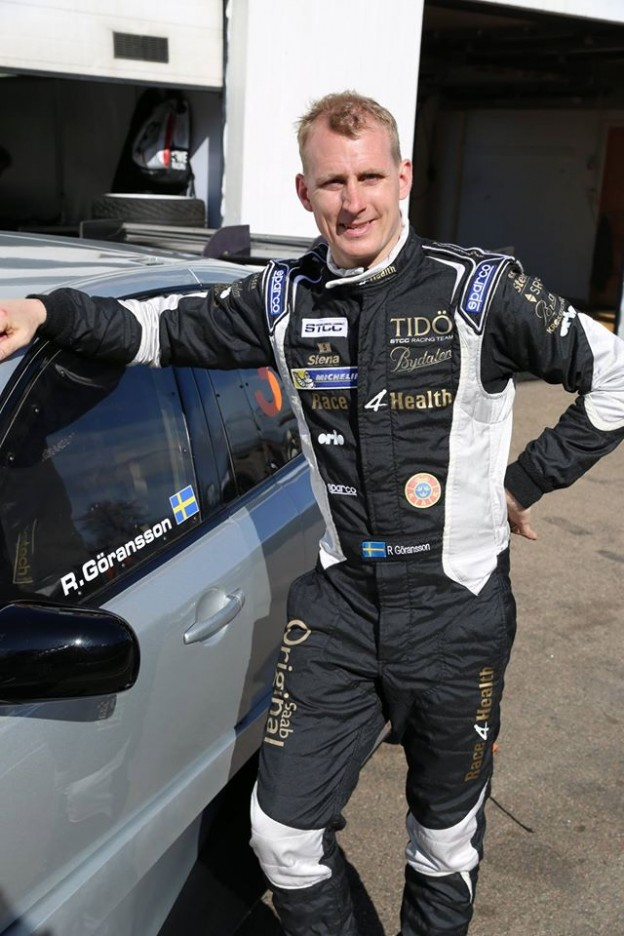 Richard Göransson today at Knutstorp Ring