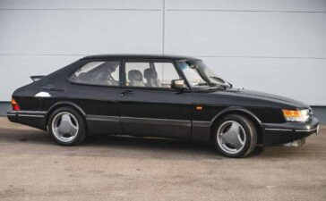 SAAB 900 GT Aero