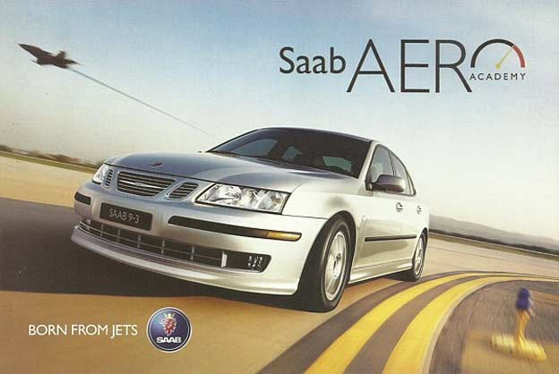 "Once upon a time, there were ""Saab Aero Academy"" 5"