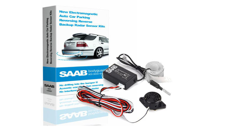 SAAB BODYGUARD package