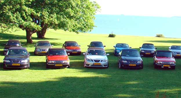 SAAB Cabrio Challenge 2015