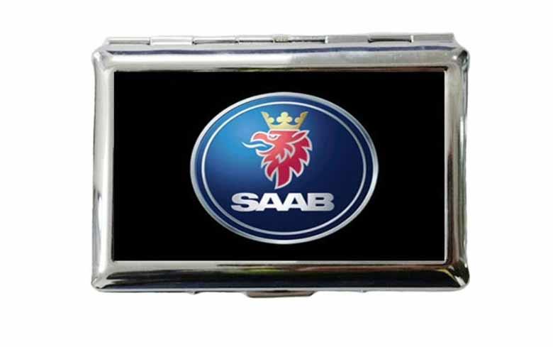 SAAB Custom Style Classic metal case