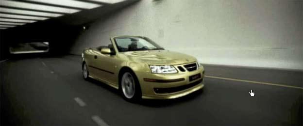 SAAB - INFINITE DRIVE