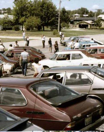 SOC 1984 in New Glarus, Wisconsin.