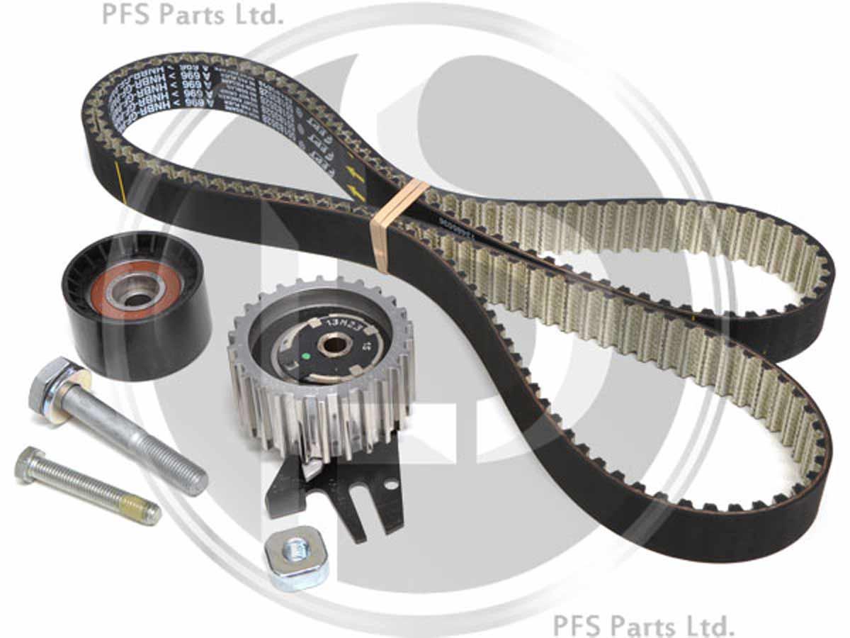 Saab 1.9 Twin Turbo TTiD Timing Belt Kit - OEM