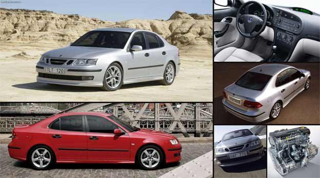 New Saab 9-3 2002