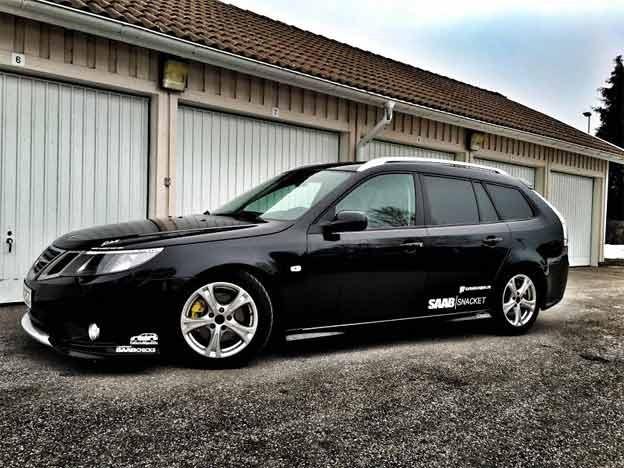 Saab 9-3 2.0t BioPower Hirsch