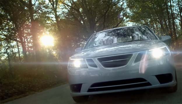 Saab 9-3 in TV Commercial