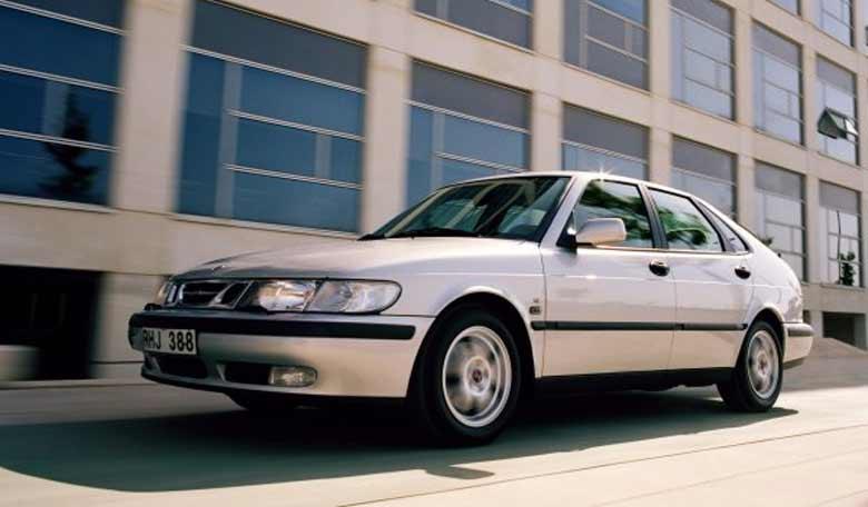 Saab 9-3 Anniversary