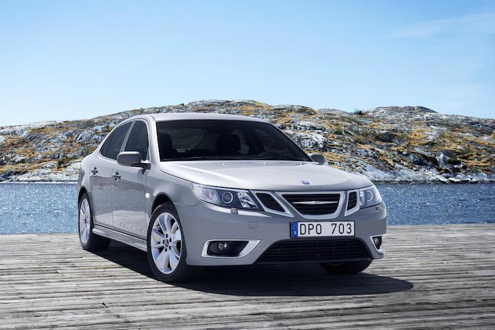 Saab 9-3 Sport Sedan Grey