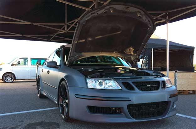 Saab 9-3 Lillebror