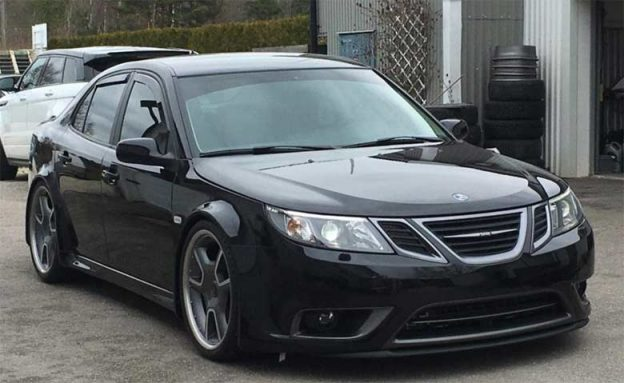 saab 9 3 turbo x maptun black turbo it s up for sale. Black Bedroom Furniture Sets. Home Design Ideas