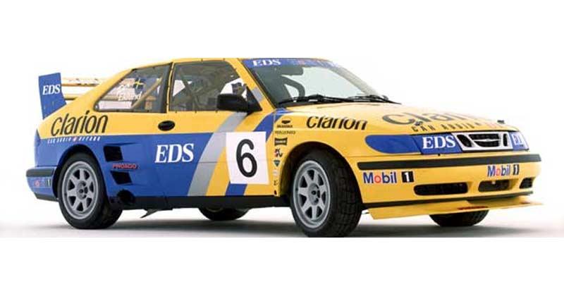 Saab 9-3 Per Eklund