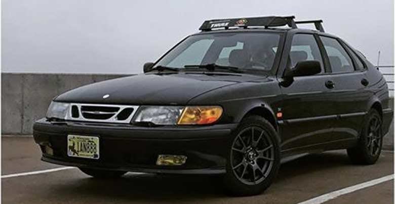 2001 Saab 9-3 · SE Hatchback 4D for only $500