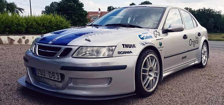 Joakim's Saab 9-3
