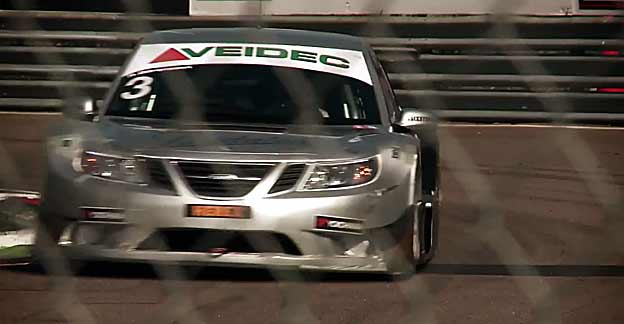 Saab 9-3 STCC from Team Tido