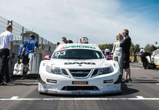 PWR Racing Team: Saab 9-3 STCC