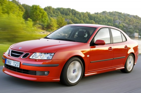 "Saab 9-3 as ""Sleeper"" car"