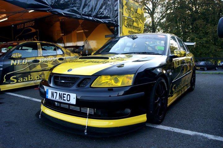Saab 9-3 Sport Race Car N30 BR0