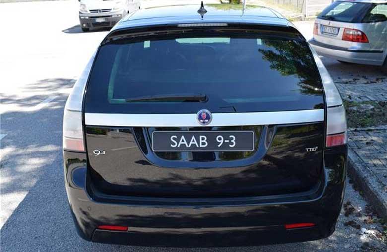 Saab 9-3 Sportcombi TTiD