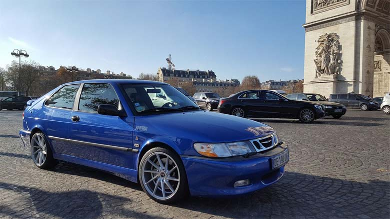Saab 9-3 Viggen R500 by RBM Performance