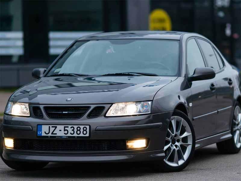 Saab 9-3 TiD Z19DTH