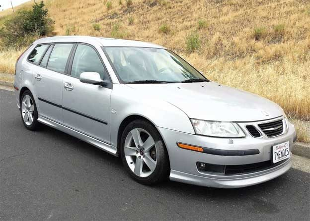 saab planet 2006 saab 9 3 aero sportcombi low miles. Black Bedroom Furniture Sets. Home Design Ideas