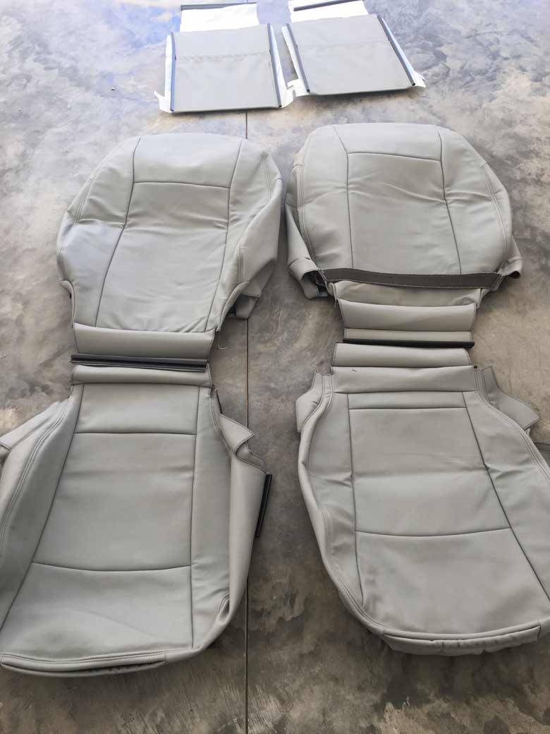 Saab 9-3 seat covers