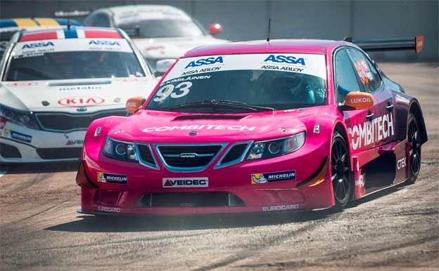 Saab 9-3 PWR Racing Team