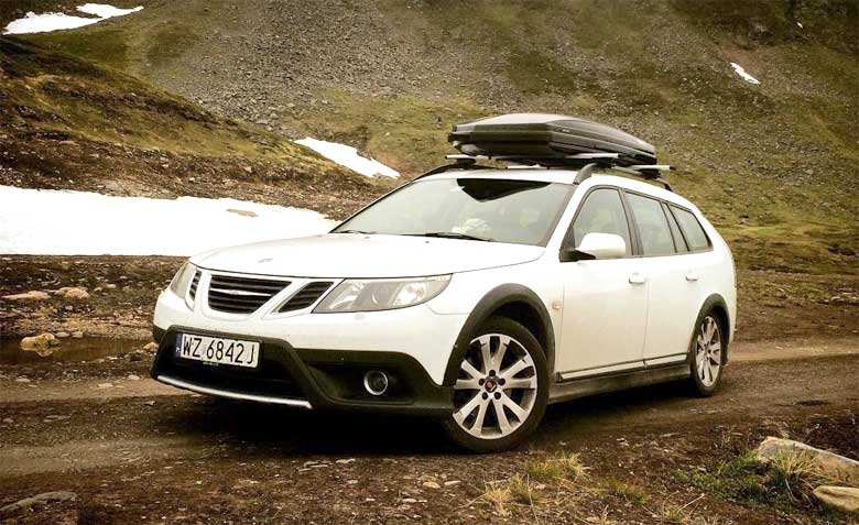 Saab 9-3x for Sale